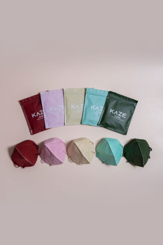 Kase Maskenset Vogue Edition Packshot