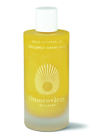 Omorovicza Gold Shimmer Oil 100ml